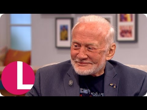 Buzz Aldrin's Life Lessons For The Next Generation | Lorraine