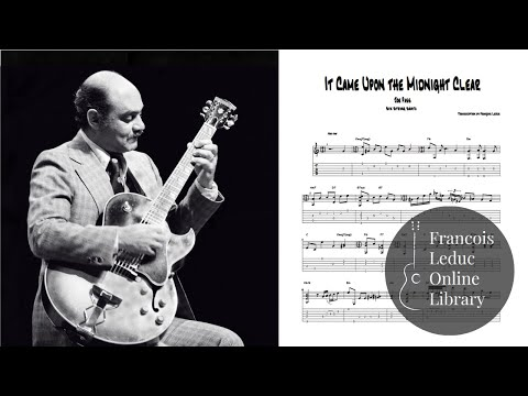 Ted Greene - It Came Upon The Midnight Clear