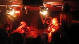 Köttgrottorna live at Sugar Bar Stockholm