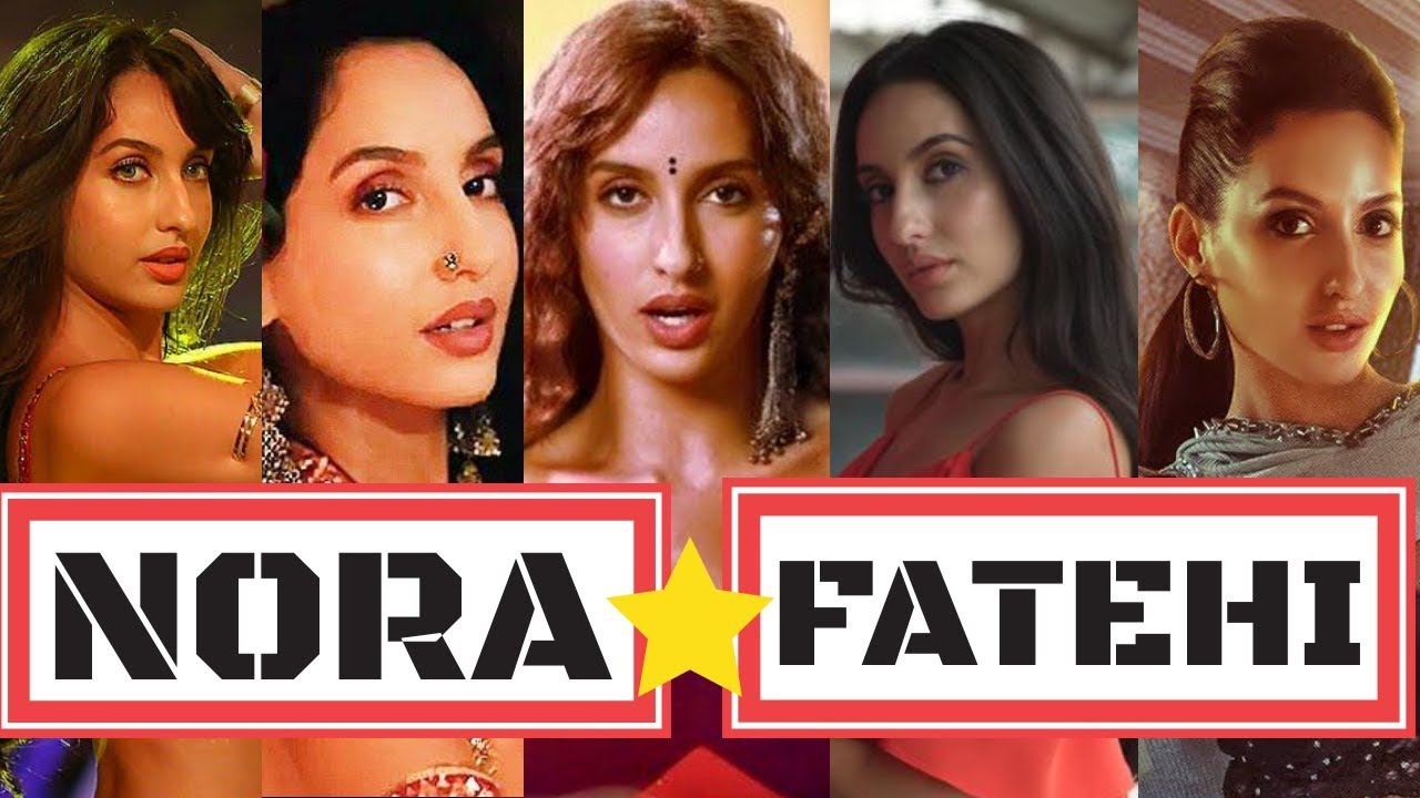 Nora Fatehi | Hit songs | DANCING SENSATION |