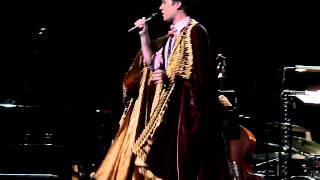 Rufus Wainwright - That's Entertainment - Royal Opera House 22-07-2011