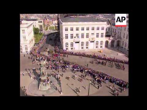 Belgium: King Baudouin, Prince Laurent, King Albert II