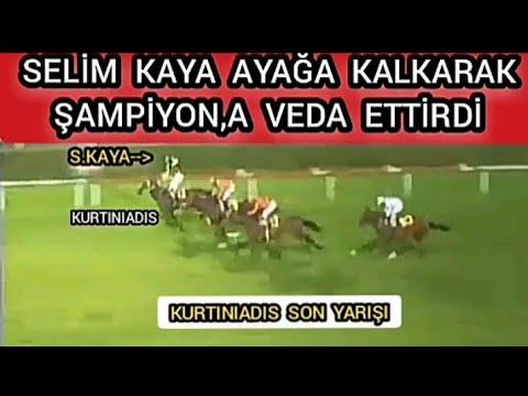 KURTINIADIS                          VEDA KOŞUSU    30/10/2011  İSTANBUL