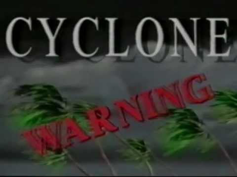 cyclone warning qld - photo #44