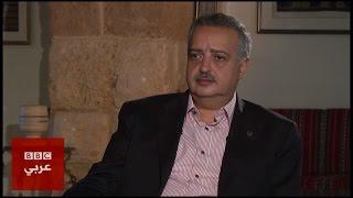 طلال آرسلان النائب ورئيس الحزب الديمقراطي اللبناني في بلا قيود