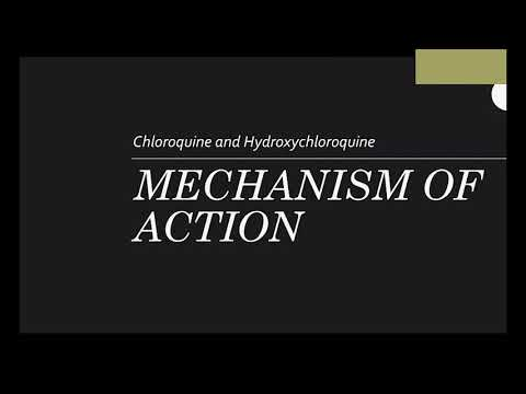 Sarah Watkins - Chloroquine Toxicity In The Age Of Coronavirus -Toxicology In Review