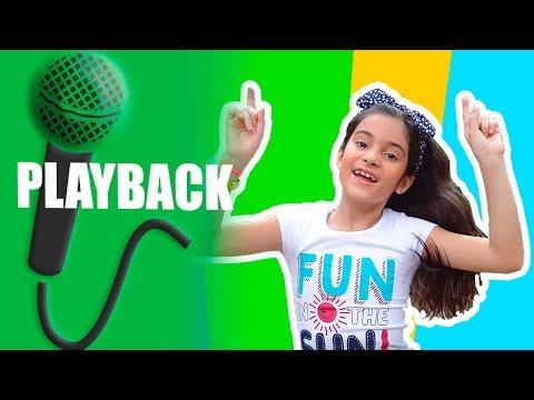 Karaoke - Papai do Céu - Yasmin Verissimo - Playback