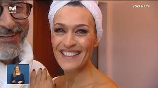 Fátima Lopes passou a noite no Monte do Manel - Você na TV!