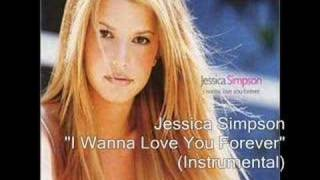 Jessica Simpson - I Wanna Love You Forever (Instrumental)