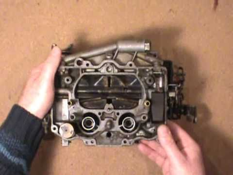 Thermoquad 4 Barrel Carburetor (Part 2)