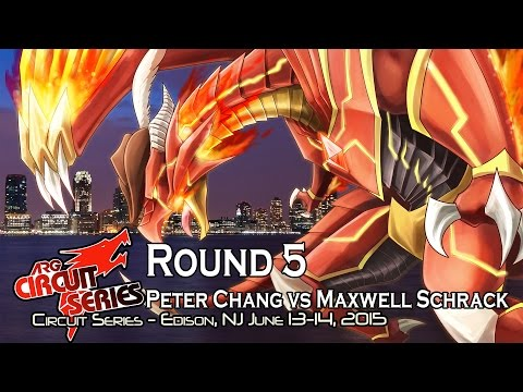 ARGCS Syracuse Round 5 Peter Chang vs Maxwell Schrack