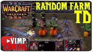 Warcraft 3 Reforged   Random Farm TD