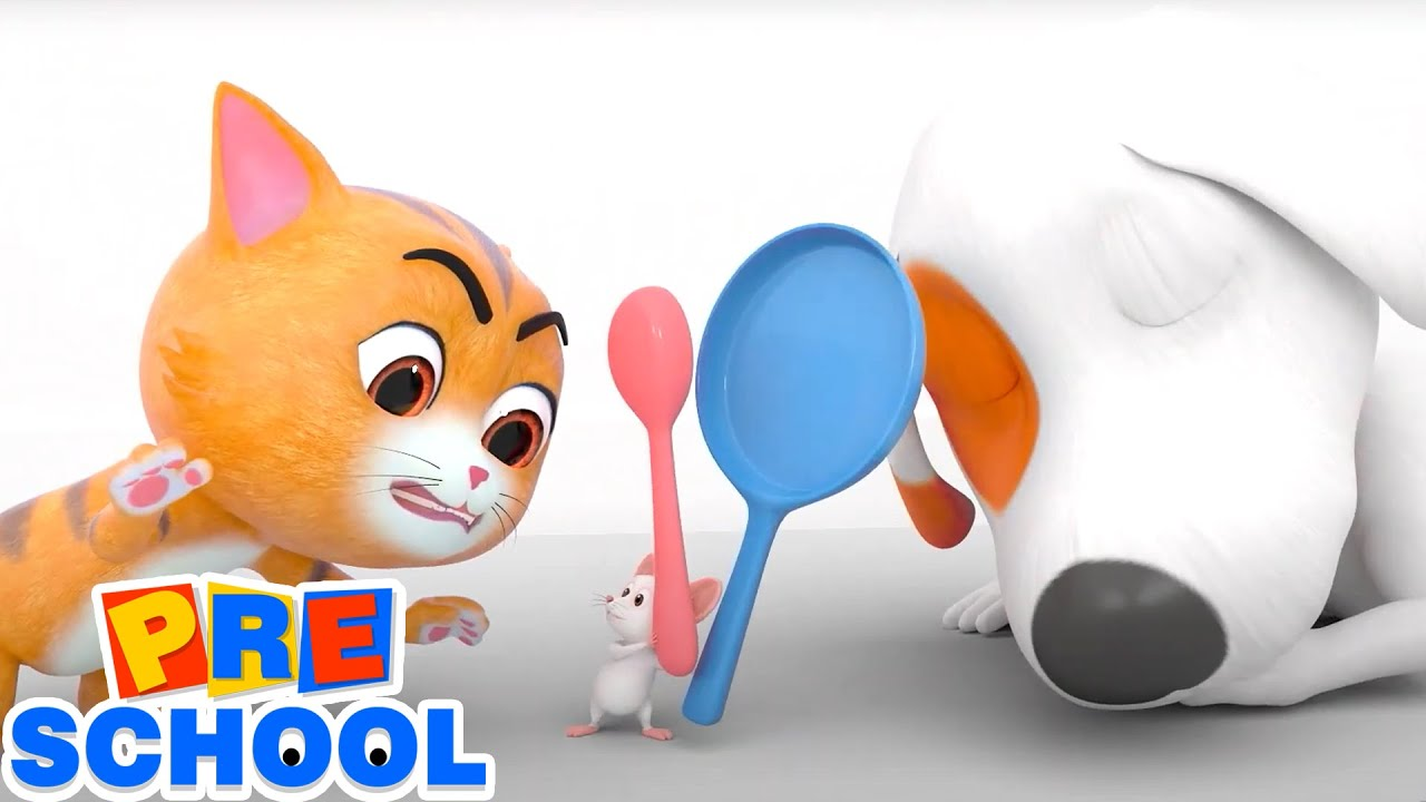 Paw Pack - Funny Videos For Kids | Animated Cartoons For Children | Fun Cartoon