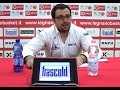 Conferenza stampa post partita Legnano - Jesi del 28/11/2015