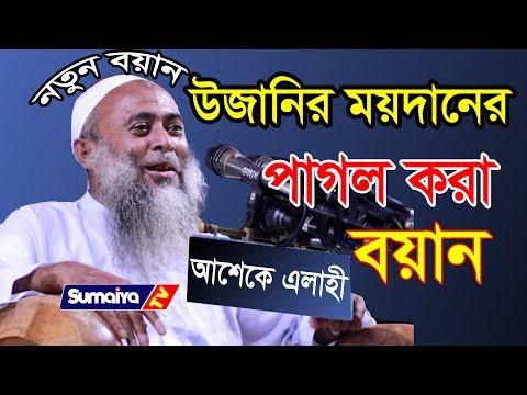 উজানির ময়দানে মাহফিল শুনে দেখুন। Maulana Asheke Elahi । Sumaiya TV
