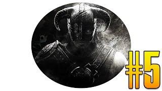 БЕЗУМНЫЙ ДОВАКИН - Прохождение The Elder Scrolls V: Skyrim #5