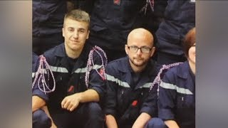 Estrée-Blanche : qui sont les deux pompiers morts dans l'incendie ?