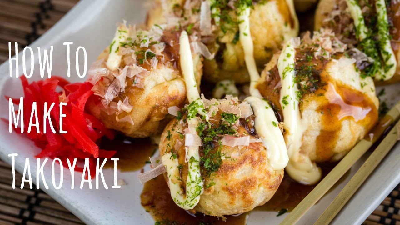 Takoyaki octopus - photo#34