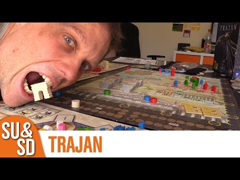 Trajan - Shut Up & Sit Down Review