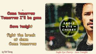 Eagle Eye Cherry - Save Tonight Instrumental