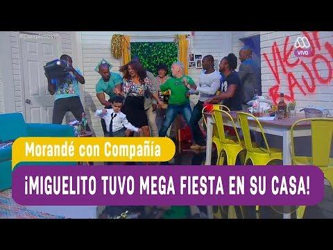 Morandé con Compañía   ¡Miguelito tuvo mega fiesta en su casa!    Capítulo 2