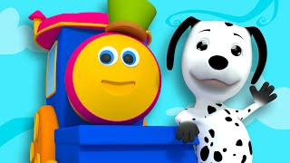 Bob, The Train - Bingo | Nursery Rhymes And Kids Songs | Children Videos | Kids TV