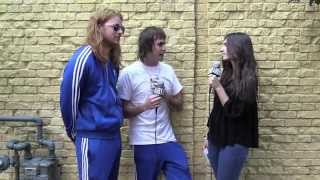 Interview with Sticky Fingers