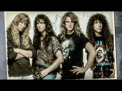 Megadeth  Back in the Day  The System Has Failed 2004