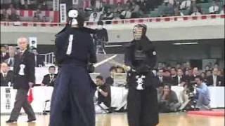 第51回全日本剣道選手権大会  安藤戒牛 x  榮花直輝