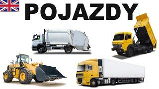 Learn Polish Vocabulary - Vehicles 1 (Pojazdy)