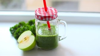 SUPER HEALTHY SMOOTHIE | Grønn smoothie oppskrift