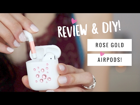 apple-airpods-review-♥-rose-gold-airpods
