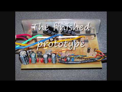 electric bike 3 phase bldc hub motor controller home build open source project part #1 prototype