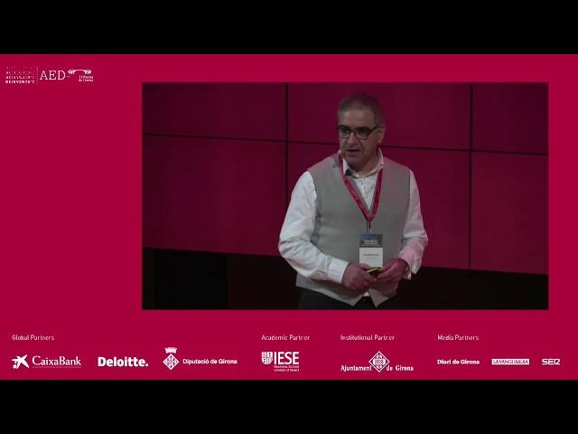 Reinventa't 2019 Girona | 8 competències clau del nou lideratge, amb Joaquim Vilà (IESE)