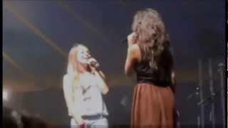 Tal et Caroline Costa concert à Chassieu