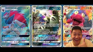 TYRANITAR GX Deck, Multi Kill Attack, Permanantly Remove Vital Cards From Your Opponent