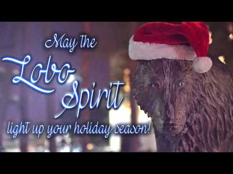 UNM Video Holiday Card - 2016