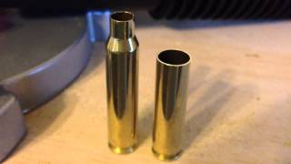 quick and easy 223 to 300 aac blackout brass cutting