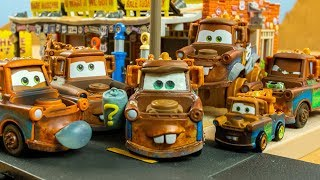Download WHO? Maters Chase Mater Disney Cars Toys STOP Motion Mp3 and Videos