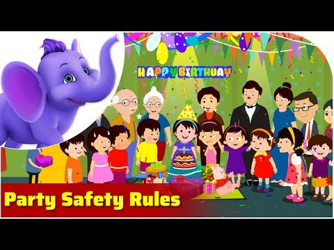 party-safety-rules-|-safety-rule-songs-|-4k-|-appu-series