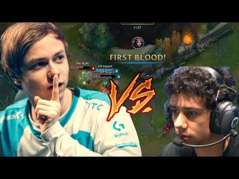 How Jensen made Brucer look bronze | Mid lane Review