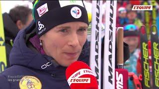 Biathlon - CM (F) - Le Grand Bornand : Anaïs Bescond «Une petite victoire»