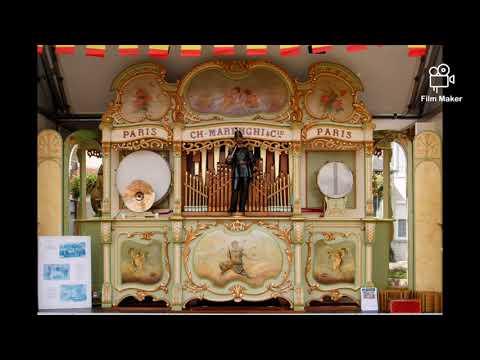 """Nautical Moments"" 49 Key Marenghi Fair Organ"