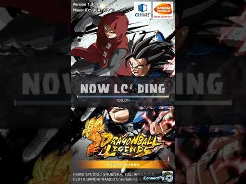 Dragon Ball Legends Mod Apk Version 1.30.0