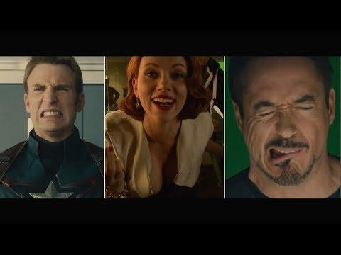Avengers: Age of Ultron | Gag reel