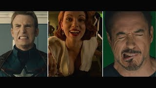 Avengers: Age of Ultron | Gag reel