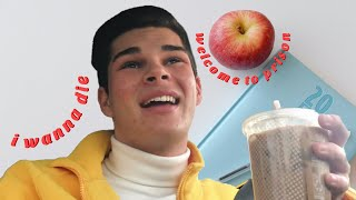 A DAY IN THE LIFE OF A HILARIOUS HIGH SCHOOL STUDENT VLOGGER | junior year
