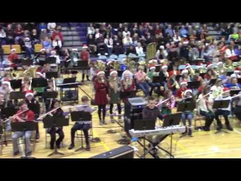 Combined Bands - Christmas 2017 Concert - KCSA