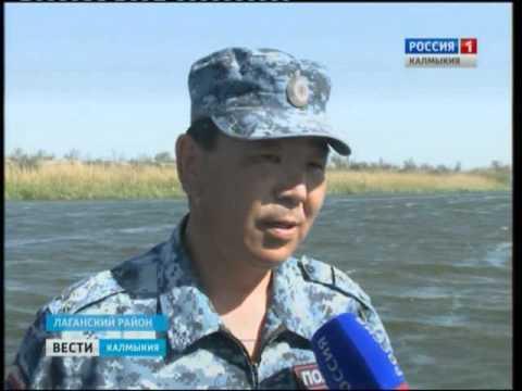 В Каспийском море задержаны браконьеры