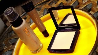 Review + Demo: Oriflame's The One Illu-Skin Foundation, Concealer & Compact I Richa Saxena